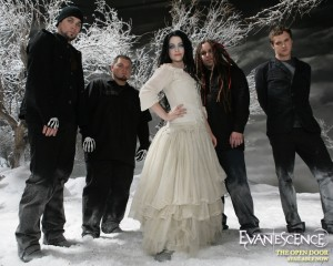 История Evanescence