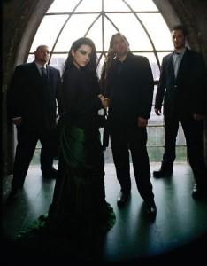 Evanescence летом выступят в Украине