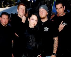 Evanescence выступят на фестивале в Санта-Крус
