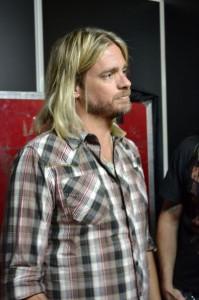 Уилл Хант рассказал о ситуации в Evanescence
